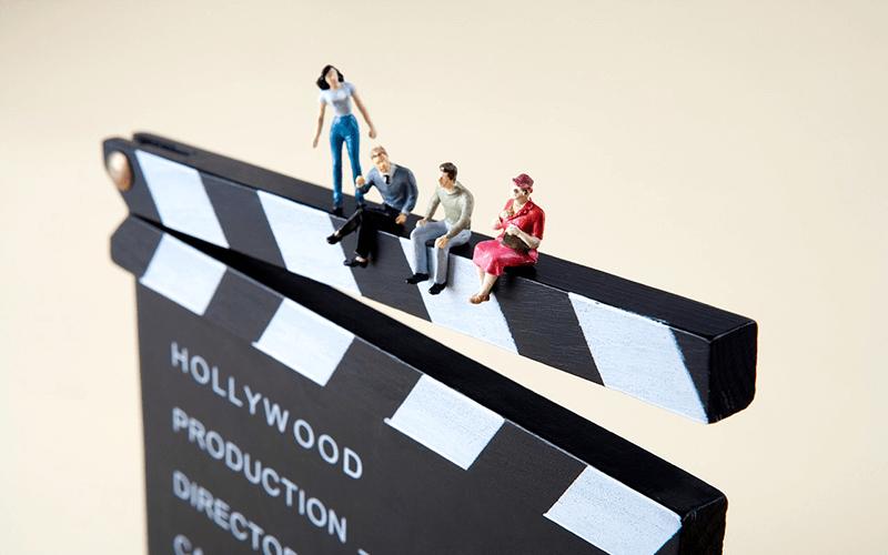 家族で映画のイメージ画像