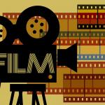 映画のカメラの画像